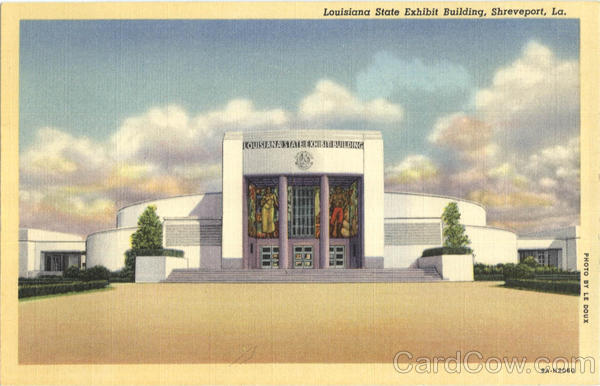 Louisiana State Exhibit Building Shreveport