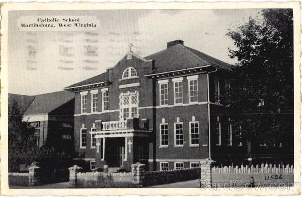 Catholic School Martinsburg West Virginia