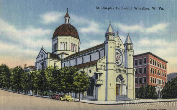 St. Joseph's Cathedral Wheeling West Virginia