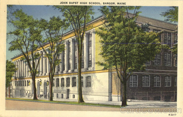 John Bapst High School Bangor Maine
