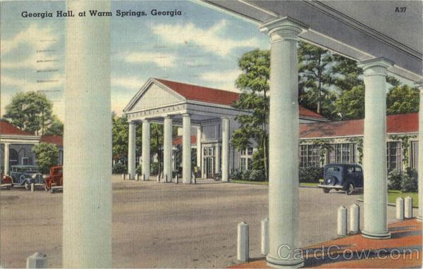 Georgia Hall Warm Springs