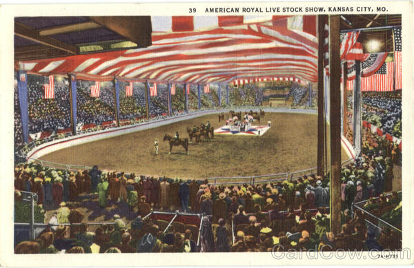 American Royal Live Stock Show Kansas City Missouri