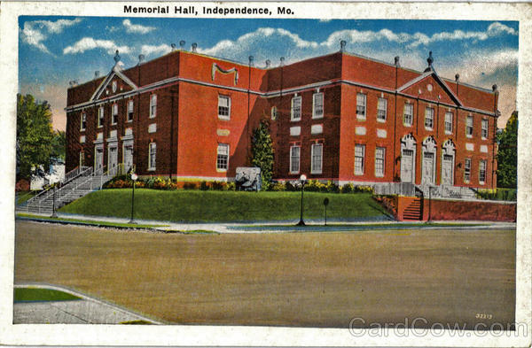 Memorial Hall Independence Missouri