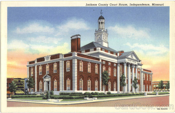 Jackson County Court House Independence Missouri