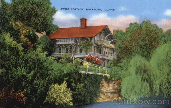 Swiss Cottage Rockford Illinois