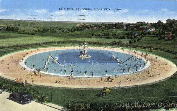 Leif Erickson Pool Sioux City Ia