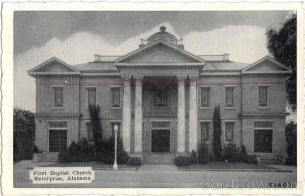 First Baptist Church Enterprise Alabama