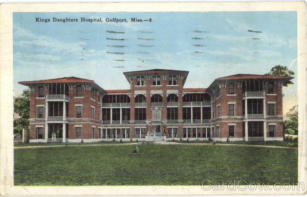 Kings Daughters Hospital Gulfport Ms