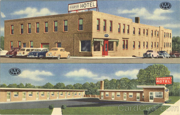 Riverside Hotel & Motel Grand Rapids Minnesota