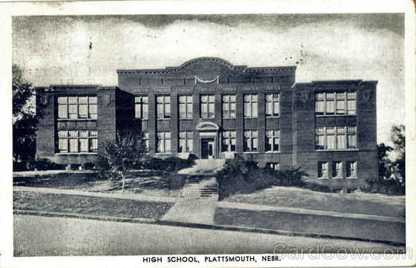 High School Plattsmouth Nebraska