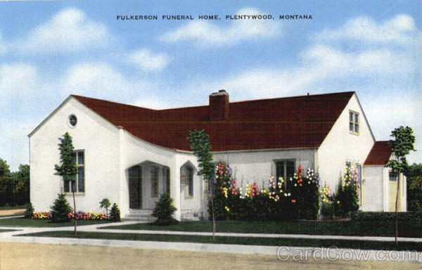 Fulkerson Funeral Home Plentywood Mt