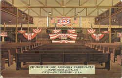 Church Of God Assembly Tabernacle