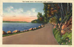 The Shore Drive, Willoughby Lake