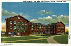 Girls Dormitory, East Texas State Teachers College