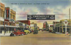 Welcome To Greenville , Lee Street