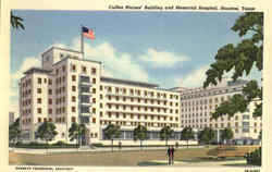 Cullen Nurses Building And Memorial Hospital