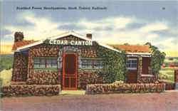 Petrified Forest Headquarters