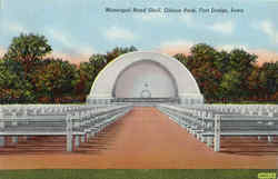 Municipal Band Shell, Oleson Park