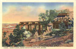 Hermit's Rest, Grand Canyon National Park