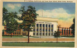 W. K. Kellogg Auditorium And Junior High School