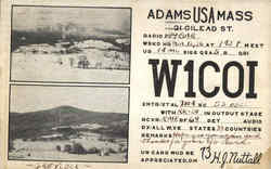 Adams Use Mass, 31 Gilead St Greylock
