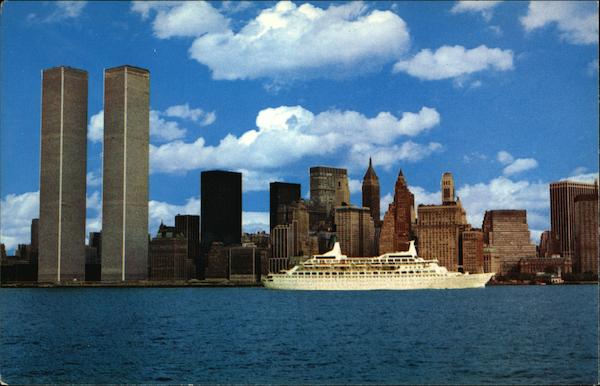 World Trade Center New York City Al Orsine