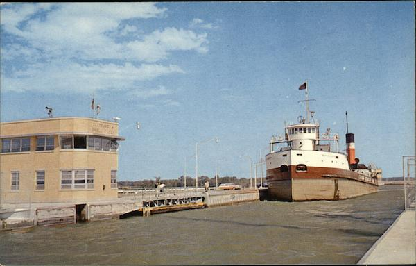 St. Lawrence Seaway and Power Project Boats, Ships
