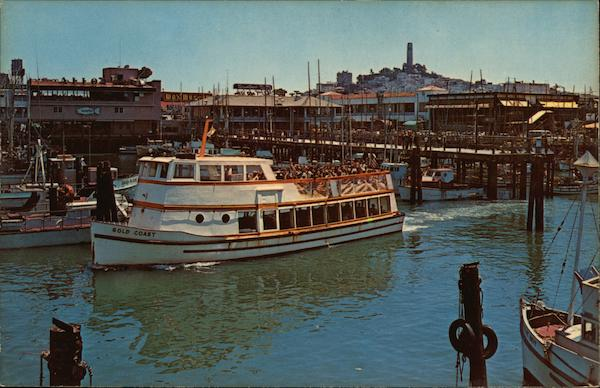 Gold Coast Cruises San Francisco California