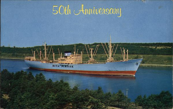 50th Anniversary of the Cape Cod Canal Boats, Ships