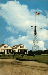 Cape Hatteras Coast Guard Station - One of several on Dare Coast