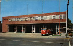 Number 1 Fire Station - Huron and Orange Streets