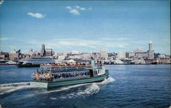 "Sightseeing Boat ""The Harbor Tourist"""