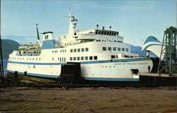 M.V. Queen of Prince Rupert, British Columbia Ferry Authority