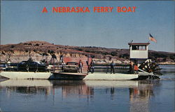 A Nebraska Ferry Boat
