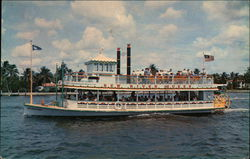New River Queen - MIssissippi River Stern Wheeler
