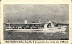 "Fishing Boat ""Miss Buckeye II"""