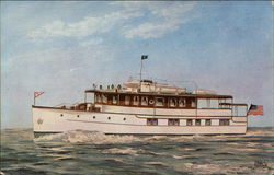 "Houseboat Cruiser ""Coronet"""