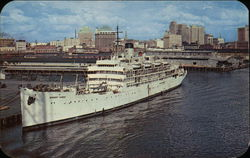 Ernest Hinds Hospital Ship