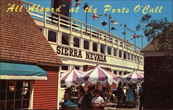 "Ports O'Call - ""Sierra Nevada"" River Boat"