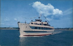 "M.V. ""Siasconset"" - Tour Boat"