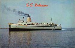 "Ferry S.S. ""Delaware"" - Delaware River Bay Authority"