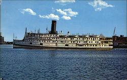 "Baltimore Steam Packet Co. Steamer ""City of Richmond"""