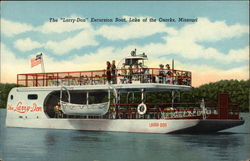 The Larry-Don Excursion Boat