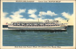 "Wilson Line - ""Boston Belle"""