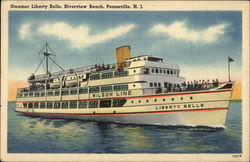 Steamer Liberty Belle
