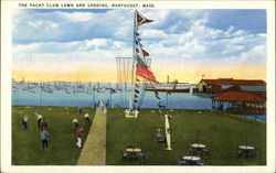 Yacht Club Lawn and Landing