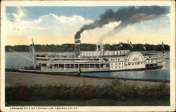 Steamer City of Louisville
