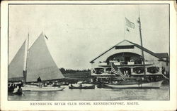 Kennebunk River Club House