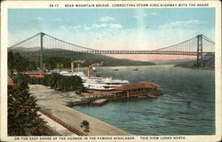 Bear Mountain Bridge Postcard