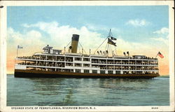 "Steamer ""State of Pennsylvania"""
